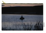 The Night Fisherman Floats Carry-all Pouch