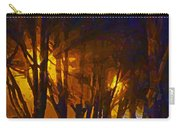 The Night Lights Carry-all Pouch