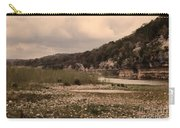 The Nueces River II Carry-all Pouch