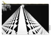The Office Building Bw Carry-all Pouch