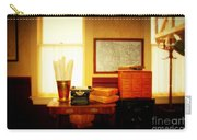 The Office Old Tuscon Arizona Carry-all Pouch by Susanne Van Hulst