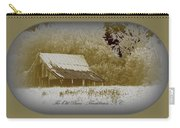 The Old Barn - Franklinton N.c. Carry-all Pouch