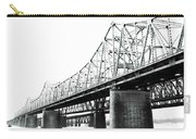 The Old Bridges At Memphis Carry-all Pouch
