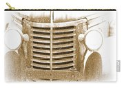The Old Chevrolet Carry-all Pouch