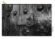 The Old Church Door Carry-all Pouch