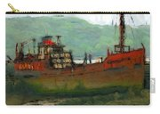 The Old Fishing Trawler Carry-all Pouch