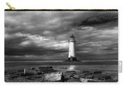The Old Lighthouse  Carry-all Pouch by Adrian Evans