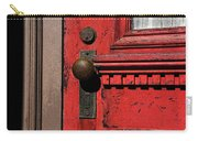The Old Red Door Carry-all Pouch