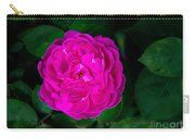 The Old Red Rose Carry-all Pouch