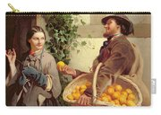 The Orange Seller  Carry-all Pouch