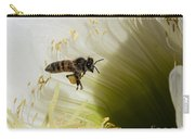 The Overloaded Bee Carry-all Pouch