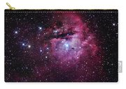 The Pacman Nebula Carry-all Pouch by Robert Gendler