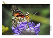 The Painted Lady Butterfly  Carry-all Pouch