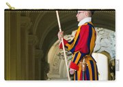 The Papal Swiss Guard Carry-all Pouch