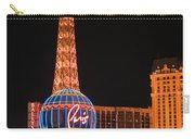 The Paris At Night Carry-all Pouch