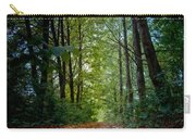 The Pathway In The Forest Carry-all Pouch