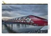 The Peace Bridge Carry-all Pouch