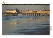 The Pier On Old Orchard Beach Carry-all Pouch