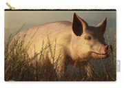 The Pink Pig Carry-all Pouch