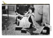 The Play Girl, 1928 Carry-all Pouch