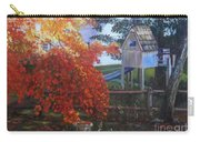 The Playhouse In Fall Carry-all Pouch