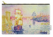 The Port Of Marseilles Carry-all Pouch