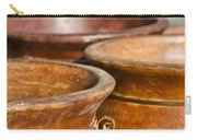 The Potters Terracotta Wares Carry-all Pouch