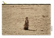 The Prairie Dog Carry-all Pouch