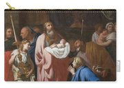 The Presentation Of Christ In The Temple Carry-all Pouch