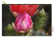 The Prickly Beauty  Carry-all Pouch