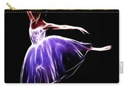 The Princess Dancer Carry-all Pouch