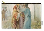 The Prodigal's Return Carry-all Pouch by Ambrose Dudley
