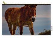 The Przewalski Horse Equus Przewalskii Carry-all Pouch