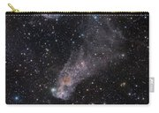 The Question Mark Nebula In Orion Carry-all Pouch