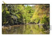 The Quiet Wissahickon Carry-all Pouch