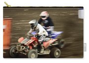 The Race To The Finish Line Carry-all Pouch