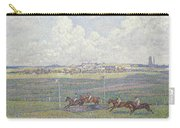 The Racecourse At Boulogne-sur-mer Carry-all Pouch