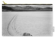 Death Valley California The Racetrack 2 Carry-all Pouch
