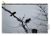 The Raven Tree Carry-all Pouch