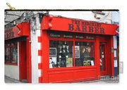 The Red Barber Shop Carry-all Pouch
