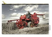 The Red Combine Carry-all Pouch
