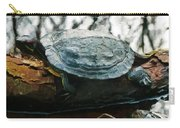 The Red Eared Slider Carry-all Pouch