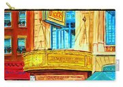 The Rialto Theatre Carry-all Pouch