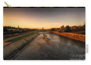 The River Exe At Tiverton Carry-all Pouch