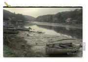 The River Fowey At Lerryn Carry-all Pouch