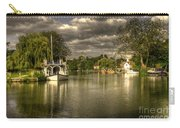 The River Thames At Streatley Carry-all Pouch