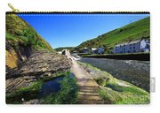 The River Valency At Boscastle Carry-all Pouch