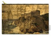 The Rock In Dubrovnik Carry-all Pouch