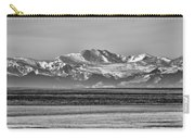The Rockies Carry-all Pouch by Heather Applegate