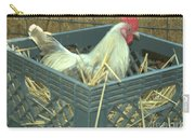 The Rooster That Laid A Golden Egg Carry-all Pouch